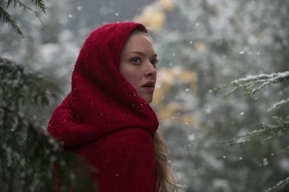 Amanda Seyfried's Red Riding Hood Cape On Private Sale Site