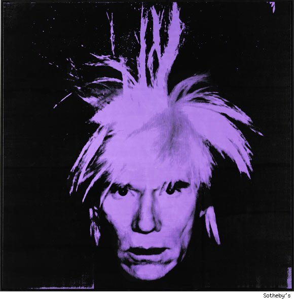 Warhol Self Portrait - $32.6 Million
