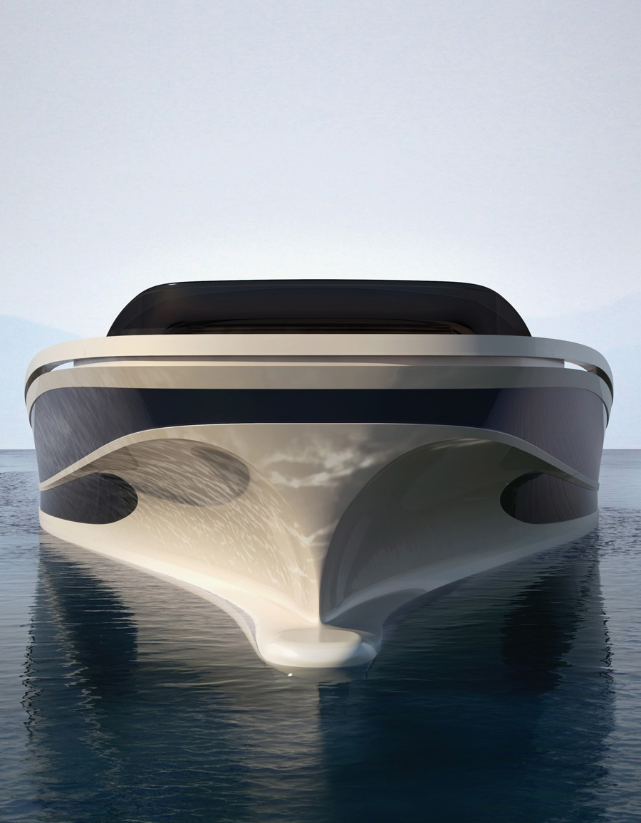 Wally Hermes Yacht