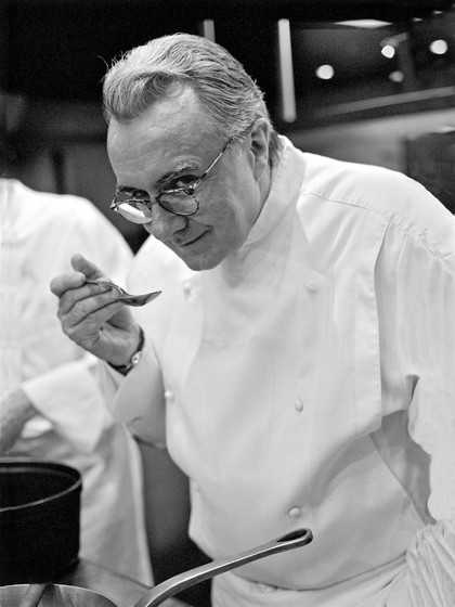 A culinary tour with Alain Ducasse