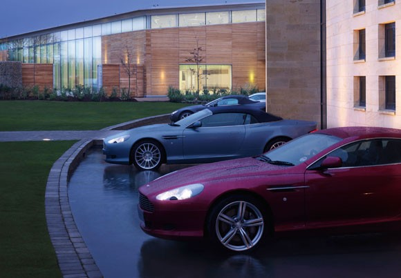 Aston Martin design studio, Gaydon