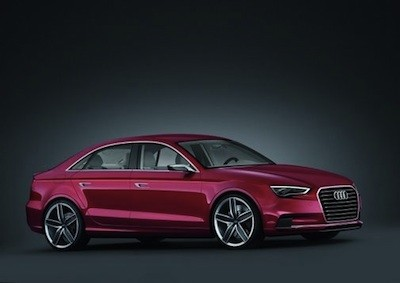 Audi A3 Sedan To Join Mercedes B Class and BMW Front-Drive Cars