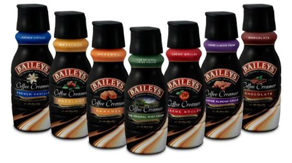 Baileys Coffee Creamers