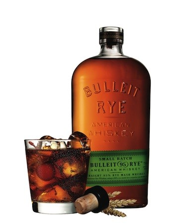 Bulleit Bourbon Rye