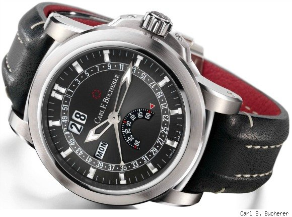 Carl F. Bucherer Patravi EvoTec Calendar Watch