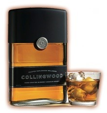 Brown Forman Introduces Collingwood Canadian Premium Whisky