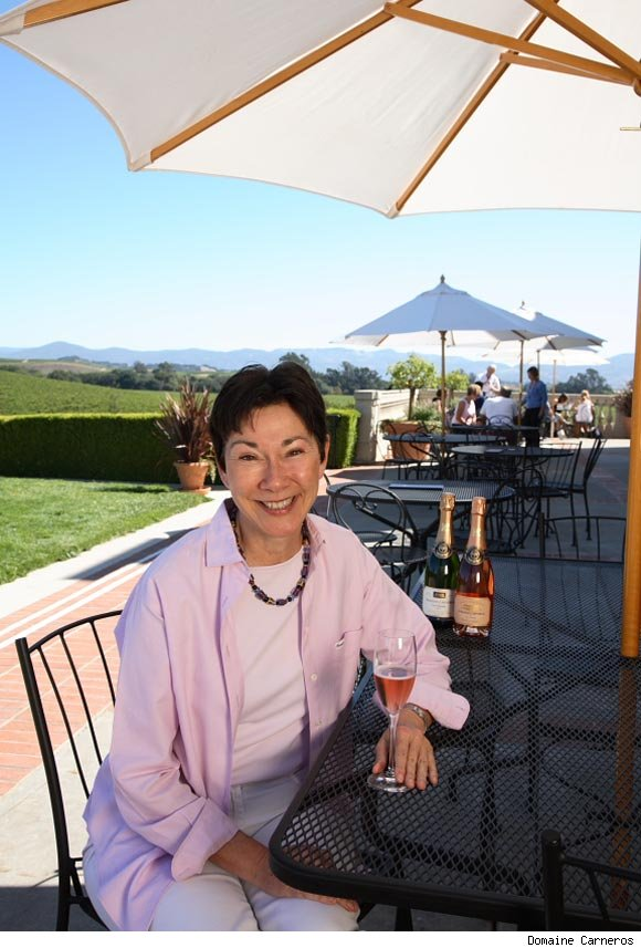 Domaine Carneros Winery