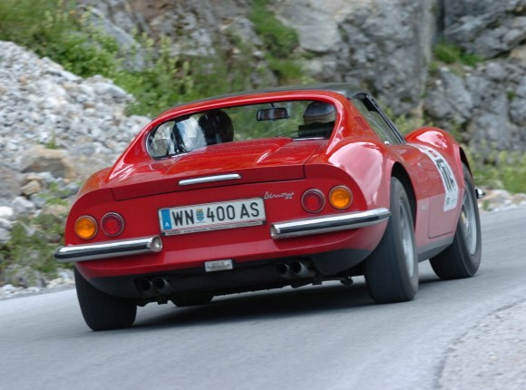 Classic Cars, Fine Wine & Cool Design: The Duncan Quinn Appellation Rally