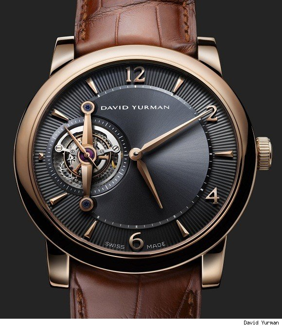 David Yurman Ancestrale Tourbillon Watch