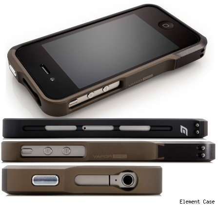 Luxist Giveaway: Element Case Vapor Pro iPhone 4 Case