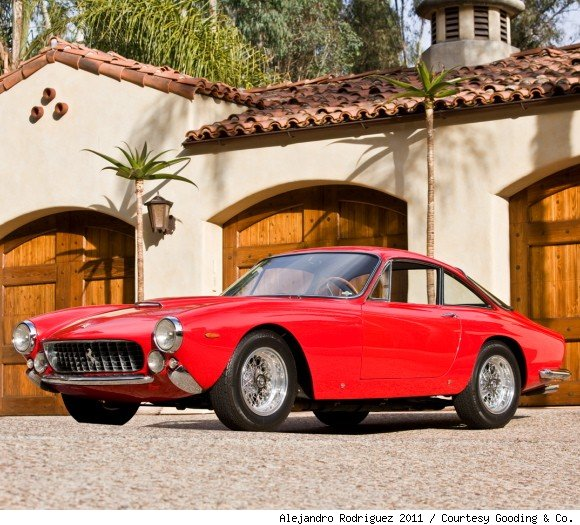 Ferraris, Bentleys, Astons and More at Gooding's Amelia Island Sale