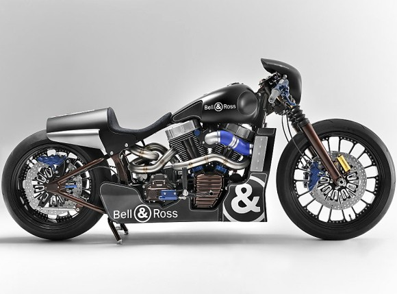Harley Davidson x Bell &amp; Ross Bespoke Superbike