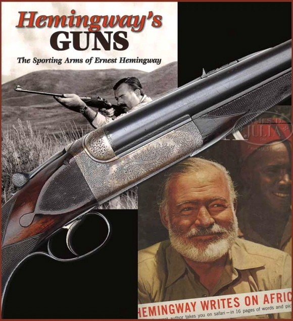 Ernest Hemingway's African Safari Rifle Up for Auction