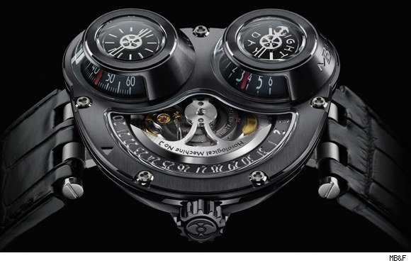 MB&F HM3 ReBel Watch