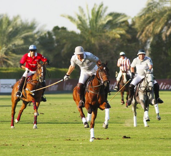 Dubai and Abu Dhabi Battle for Polo Championship