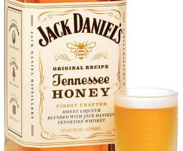 Jack Daniels' Tennessee Honey Unveiled