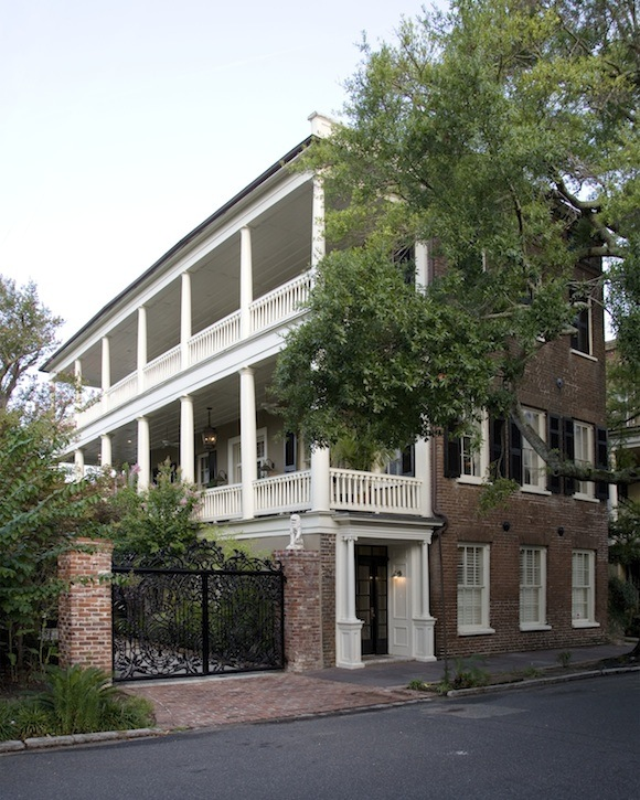 Lifestyle Asset Group's Antebellum Mansion in Charleston, South Carolina