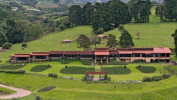 A High End, Newly Opened Mountain Retreat: Hacienda Santa Ines, Costa Rica