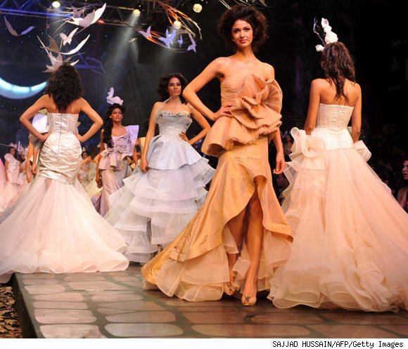Lakme Fashion Week Japanese Designers Designs