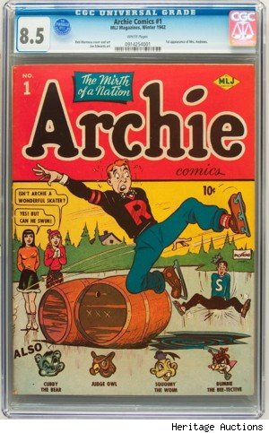 archie comic