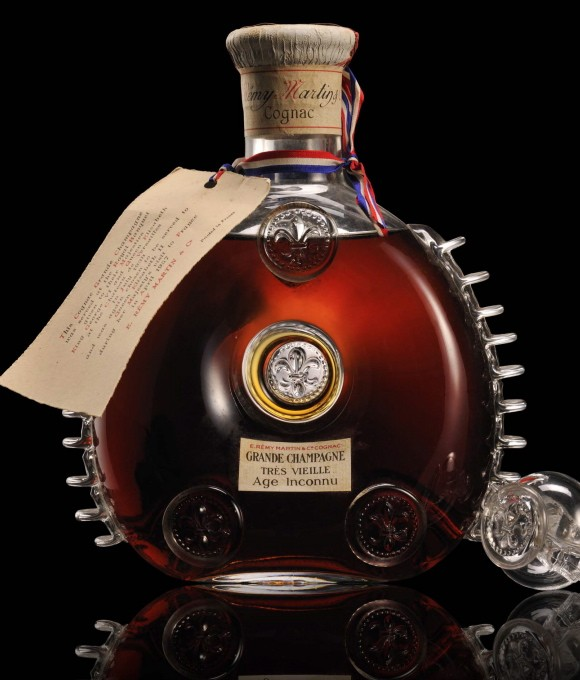 One-Of-a-Kind Remy Martin Louis XIII Decanter for Sale at $70,000