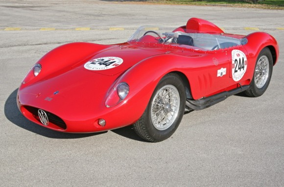 1957 Mille Miglia Maserati 
