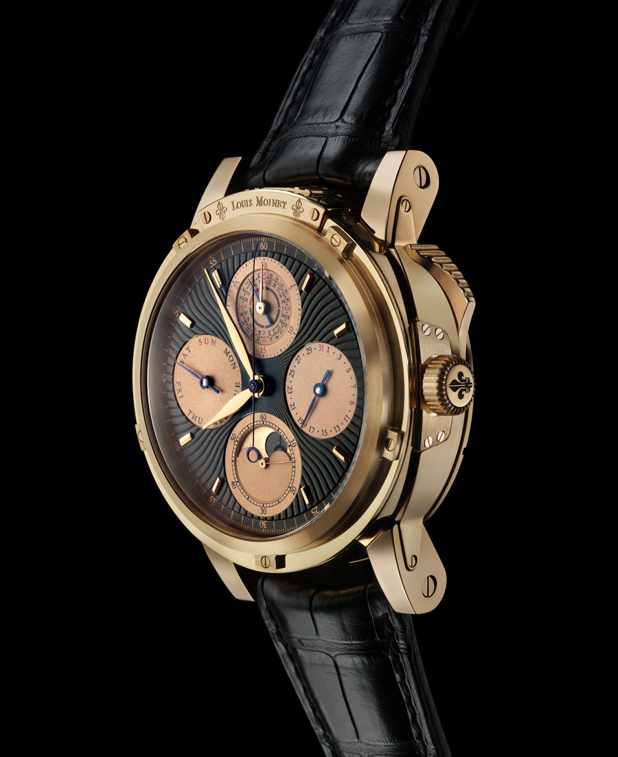 Louis Moinet Magistralis watch