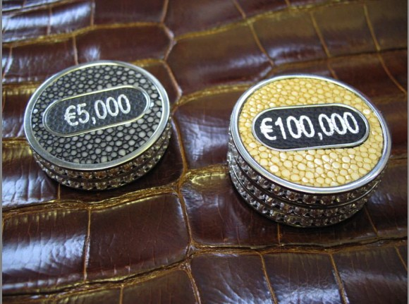 World's Most Expensive Poker Set for $7.5 Million