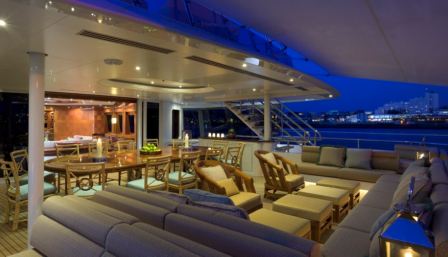Lady Sheridan superyacht
