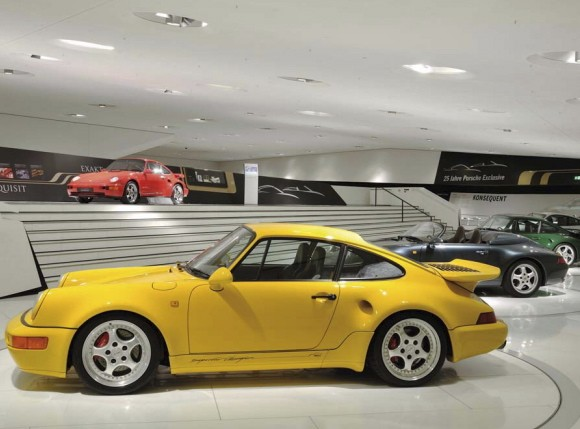 Porsche Celebrates 25 Years of Custom Cars