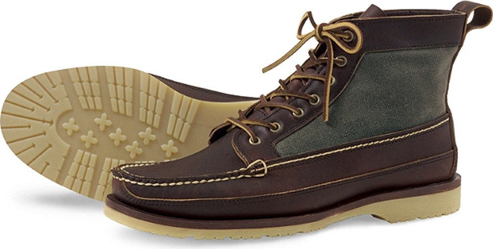 Red Wing Wabasha boots