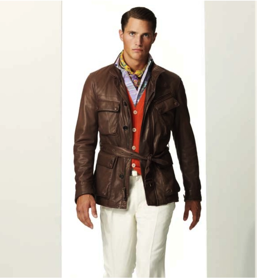 Ralph Lauren Hamilton jacket