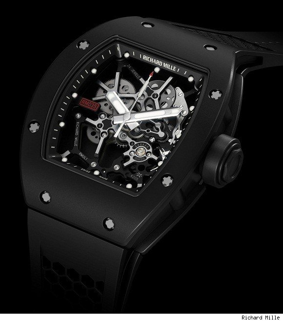 Richard Mille Rafael Nadal RM 035 Watch
