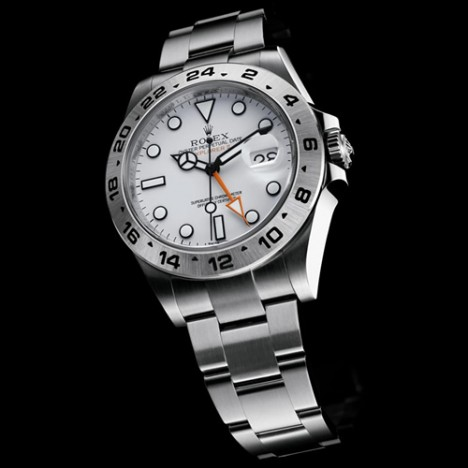Rolex Explorer II 40th anniversary