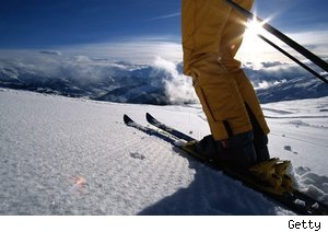 How to ski safely and prevent injuries
