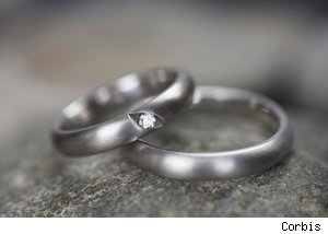 Why you should choose platinum over gold when shopping for a wedding ring.