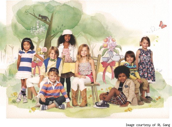Ralph Lauren's Children's Facebook Contest