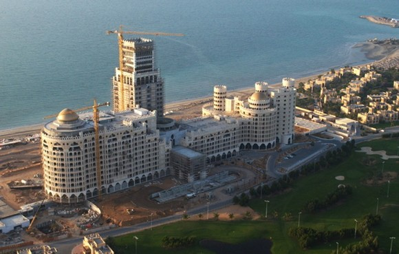 waldorf astoria ras al khaimah