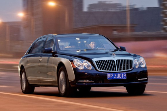 Maybach 62