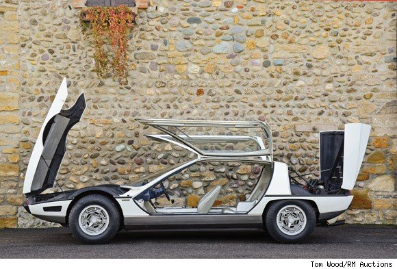 1967 Lamborghini Marzal