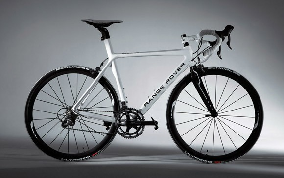 Range Rover Evogque Bicycle by Karbona