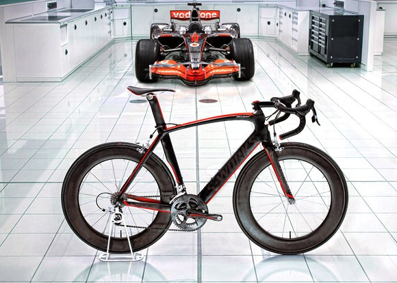 S-Specialized + McLaren Venge