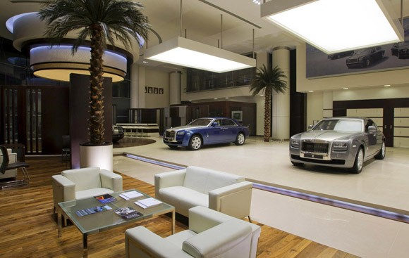 Rolls-Royce Abu Dhabi