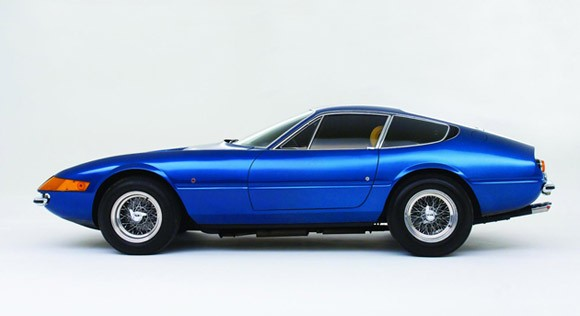 1973 Ferrari 365 GTB/4 Daytona - chassis #16531