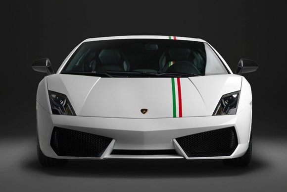 Lamborghini Gallardo Tricolore