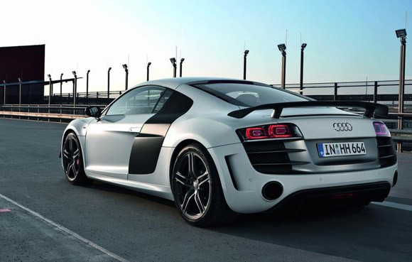 Audi R8 GT