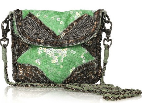 Antik Batik Florine embellished shoulder bag
