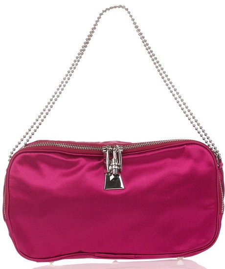 Maison Martin Margiela Satin shoulder bag