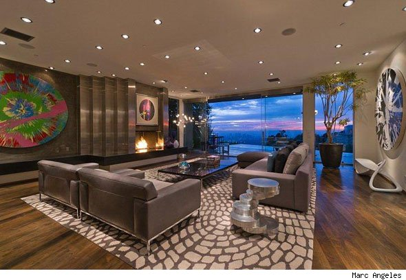 Josh Altman sexiest bachelor pad los angeles