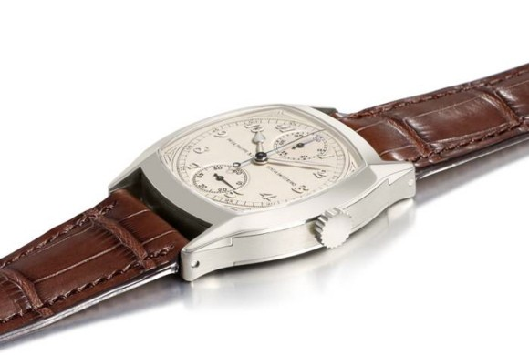 Patek Philippe single-button chronograph